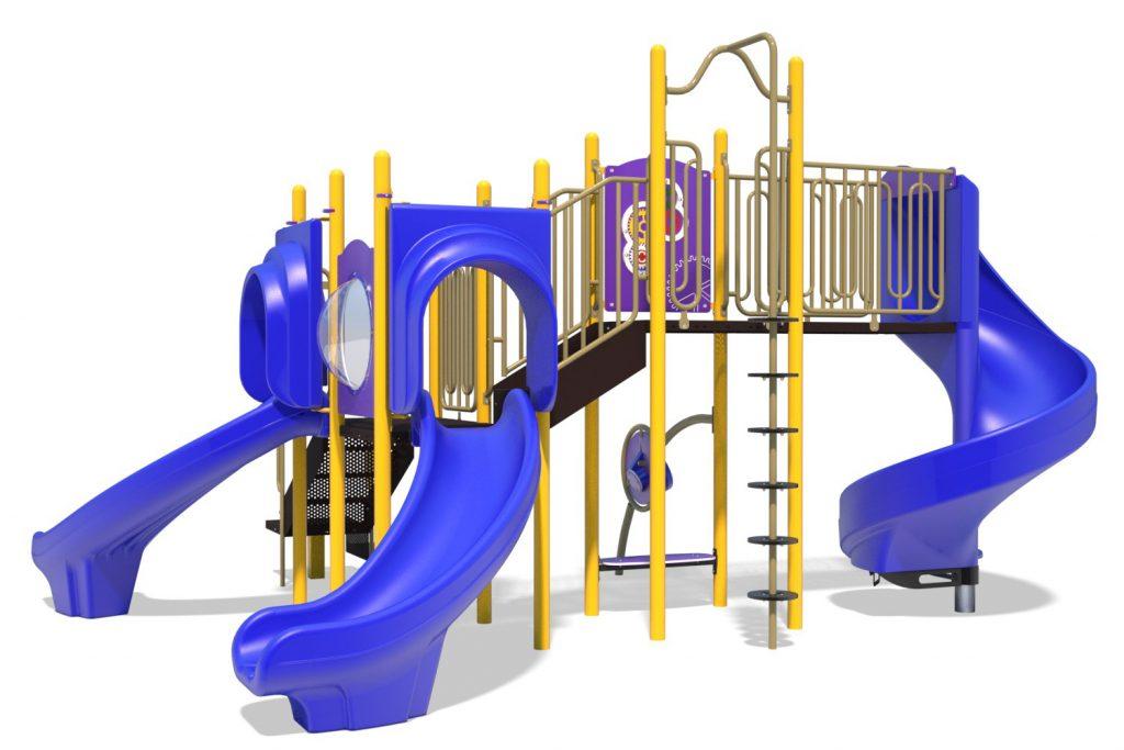Playground Structure Model B304271R0 | Henderson Recreation