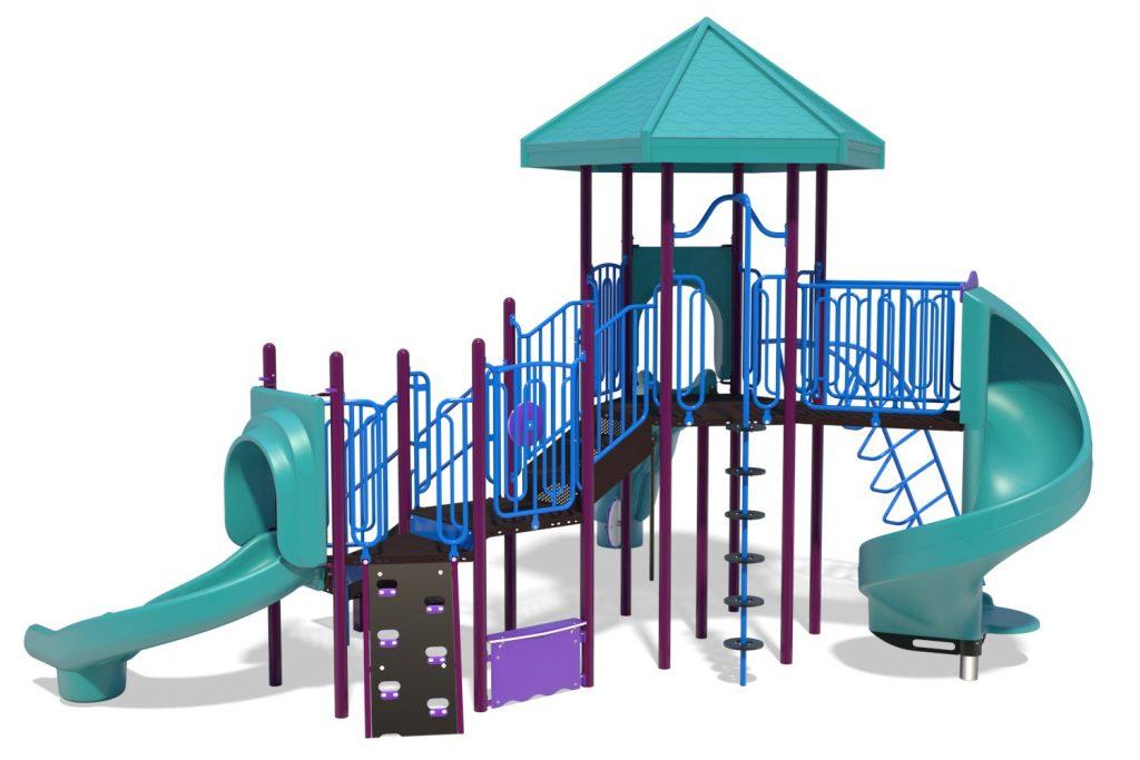 Playground Structure Model B304280R0 | Henderson Recreation