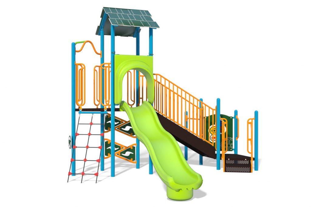 Playground Structure Model B304281R0 | Henderson Recreation