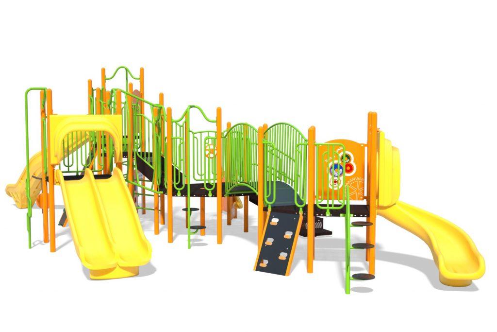Playground Structure Model B304287R0 | Henderson Recreation