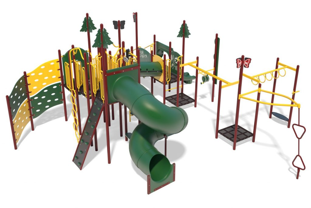 Playground Structure Model B304288R0 | Henderson Recreation