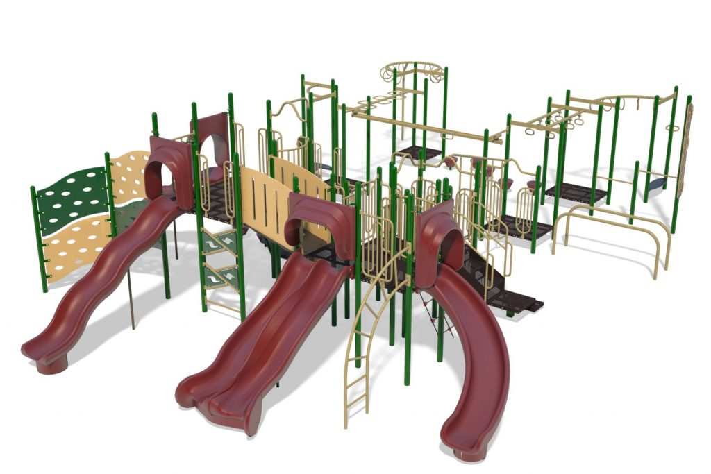 Playground Structure Model B304292R0 | Henderson Recreation