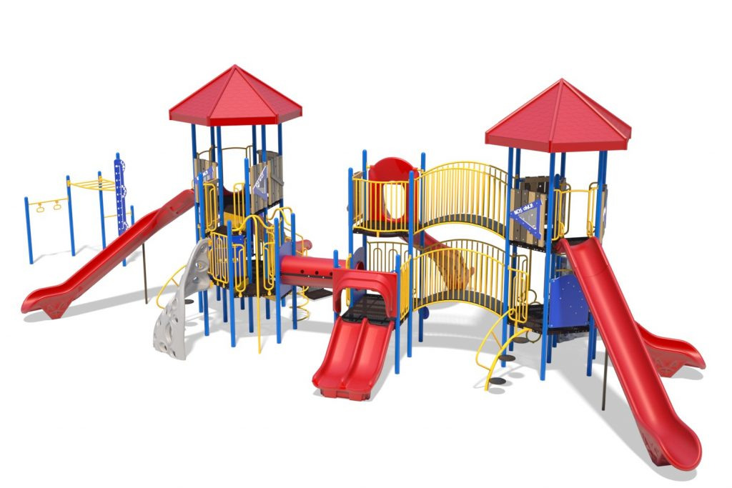 Playground Structure Model B304294R0 | Henderson Recreation