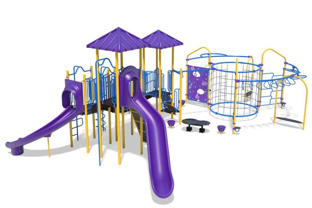 Playground Structure Model B304297R0 | Henderson Recreation