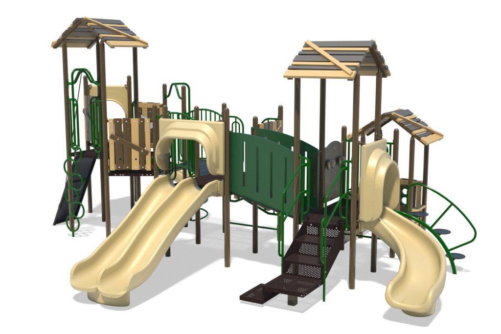 Playground Structure Model B304298R0 | Henderson Recreation