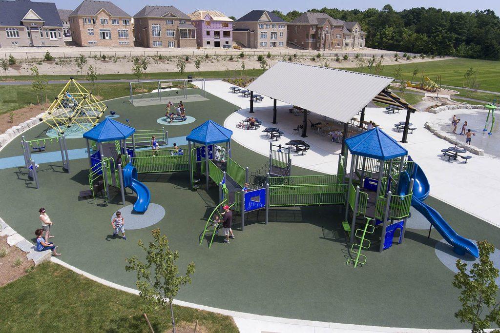 Playground Structure Model B501008R1 | Henderson Recreation