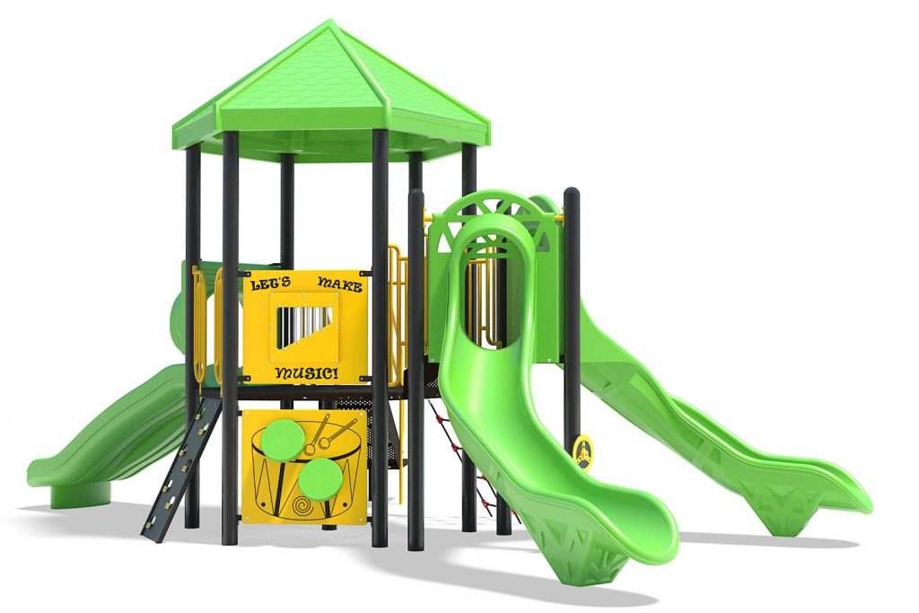 Playground Structure Model B501526R0 | Henderson Recreation