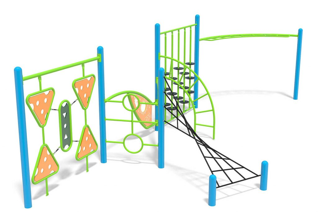 Playground Structure Model B501533R0 | Henderson Recreation