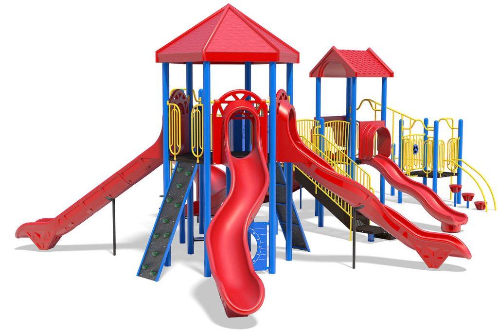 Playground Structure Model B501535R0 | Henderson Recreation