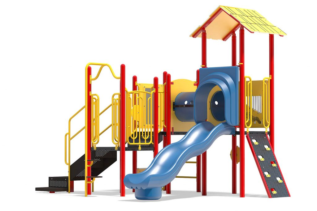Playground Structure Model B303133R0 | Henderson Recreation