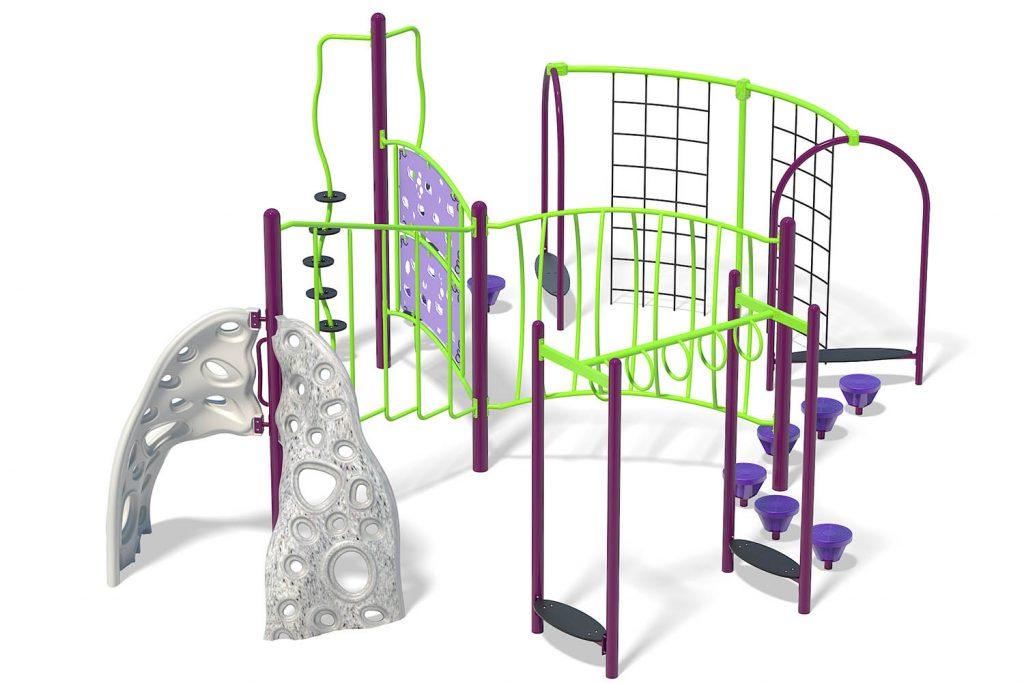 Playground Structure Model B303144R0 | Henderson Recreation