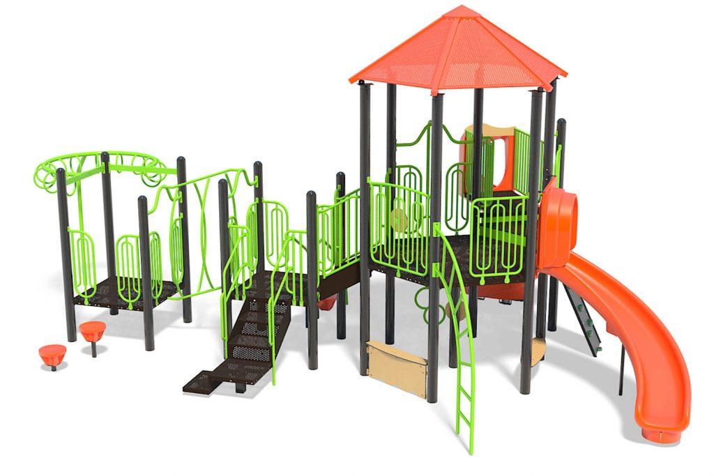 Playground Structure Model B501521R0 | Henderson Recreation und equipment | Henderson Recreation