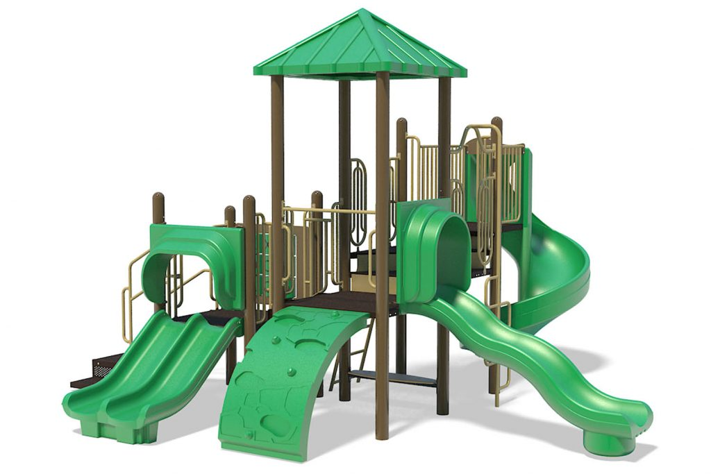 Playground Structure Model B501527R0 | Henderson Recreation