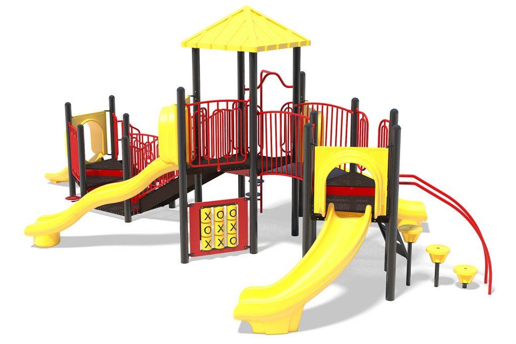Playground Structure Model B501528R0 | Henderson Recreation