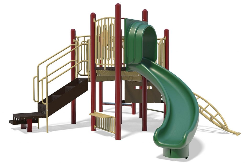 Playground Structure Model B501531R0 | Henderson Recreation