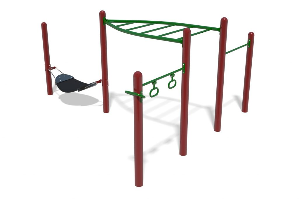 Playground Structure Model B502251R0 | Henderson Recreation