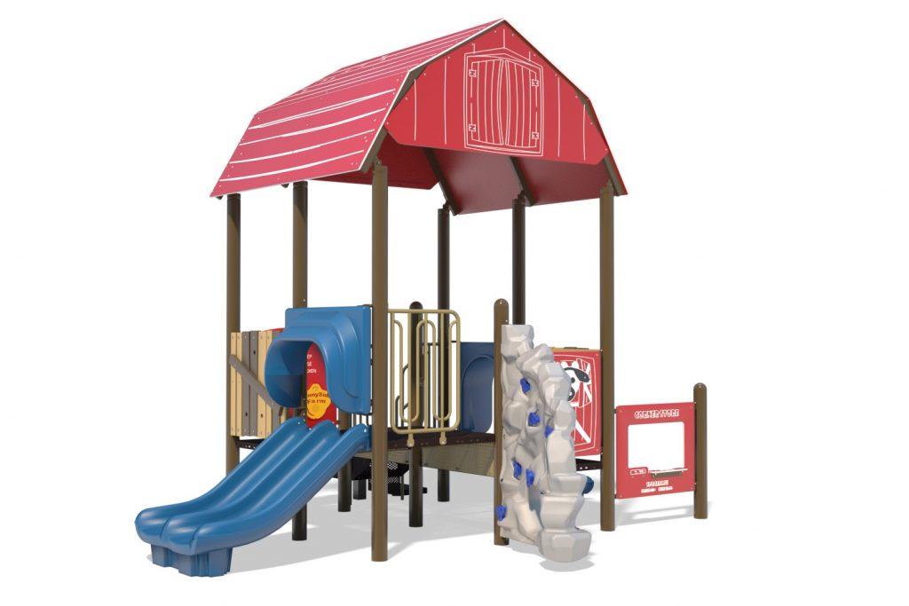 Playground Structure Model B502272R0 | Henderson Recreation