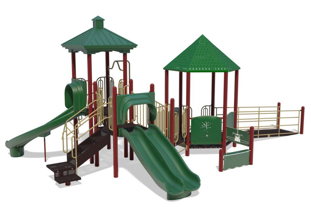 Playground Structure Model B502276R0 | Henderson Recreation