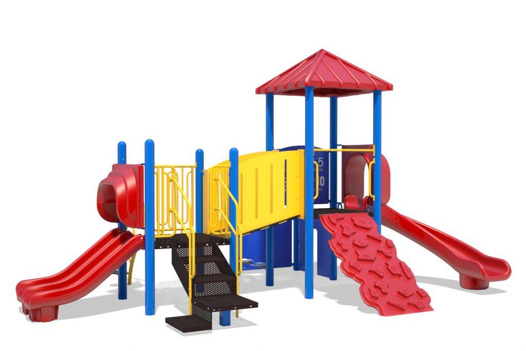 Playground Structure Model B502280R0   Henderson Recreation