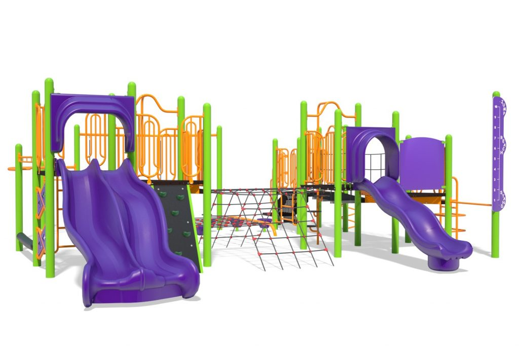 Playground Structure Model B502281R0 | Henderson Recreation