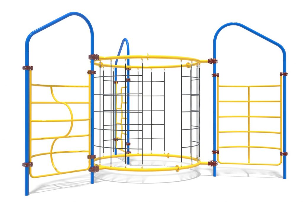 Playground Structure Model OB00453R0 | Henderson Recreation