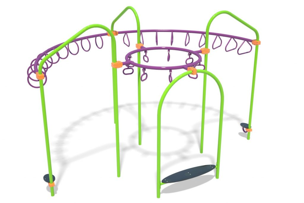 Playground Structure Model OB00455R0 | Henderson Recreation