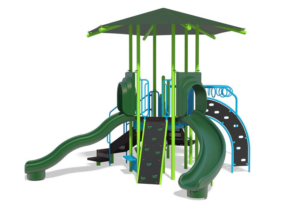 Playground Structure Model B303154R0 | Henderson Recreation