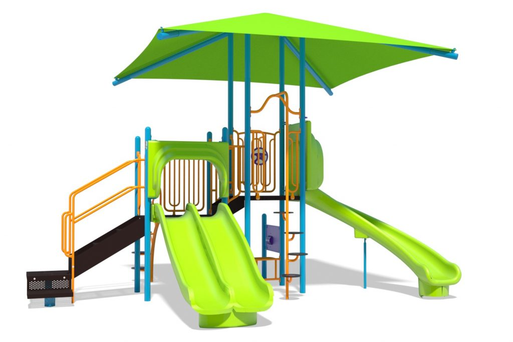 Playground Structure Model B304454R0 | Henderson Recreation