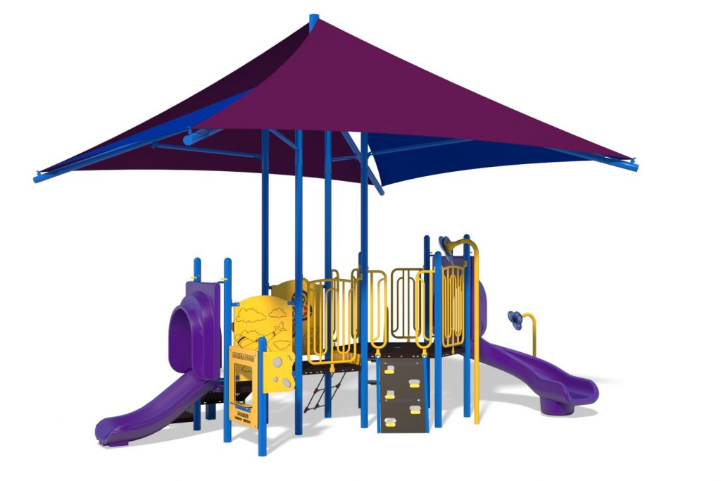 Playground Structure Model B304455R0 | Henderson Recreation