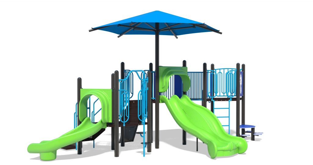 Playground Structure Model B501544R0 | Henderson Recreation