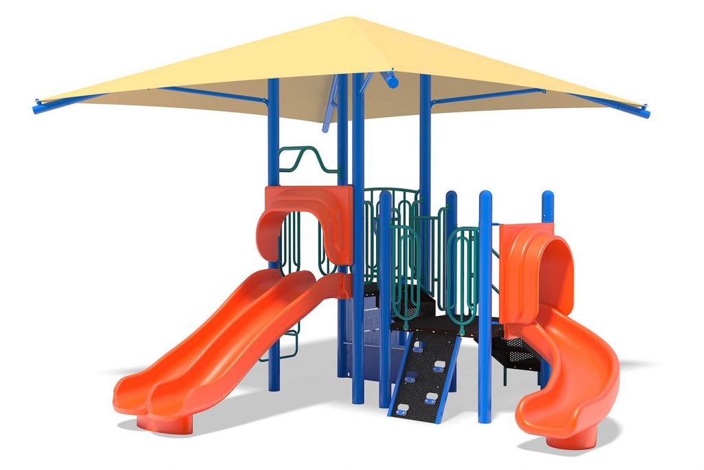 Playground Structure Model B501545R0 | Henderson Recreation