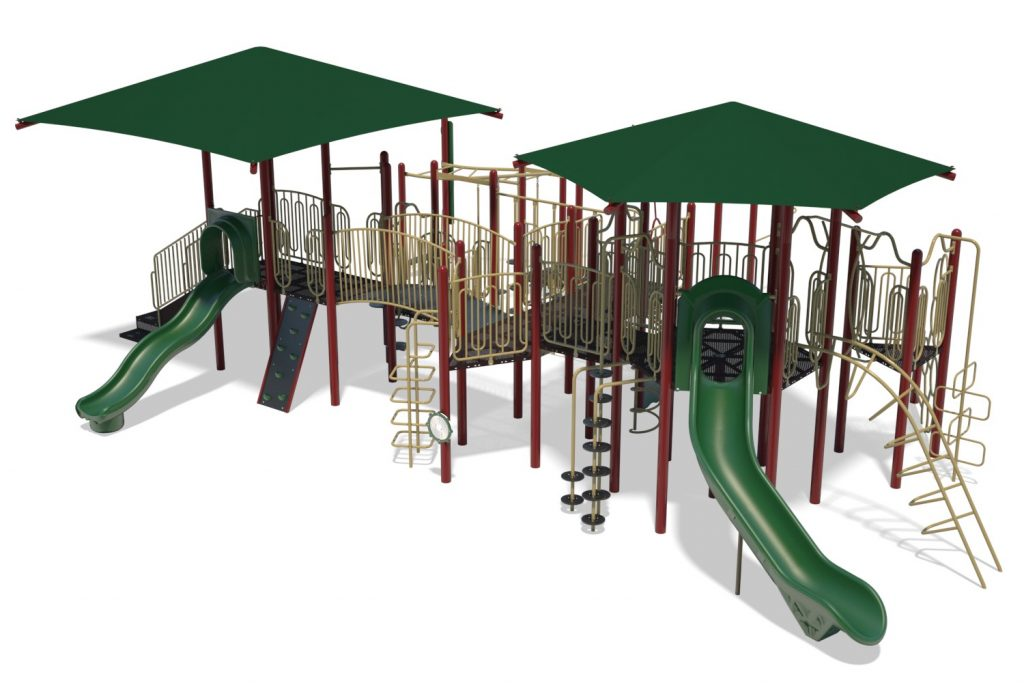 Playground Structure Model B502390R0 | Henderson Recreation