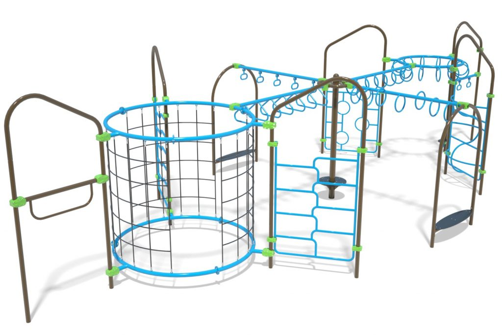 Playground Structure Model OB00468R0 | Henderson Recreation