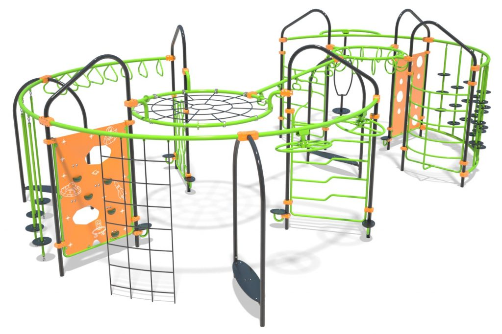 Playground Structure Model OB00469R0 | Henderson Recreation