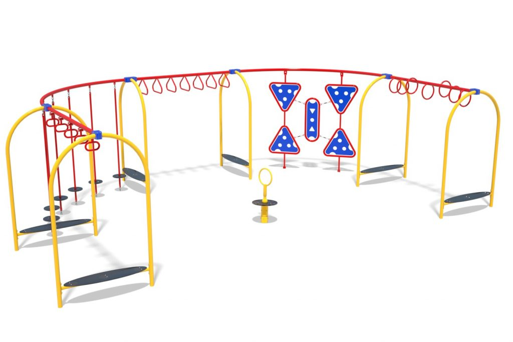 Playground Structure Model OB00474R0 | Henderson Recreation