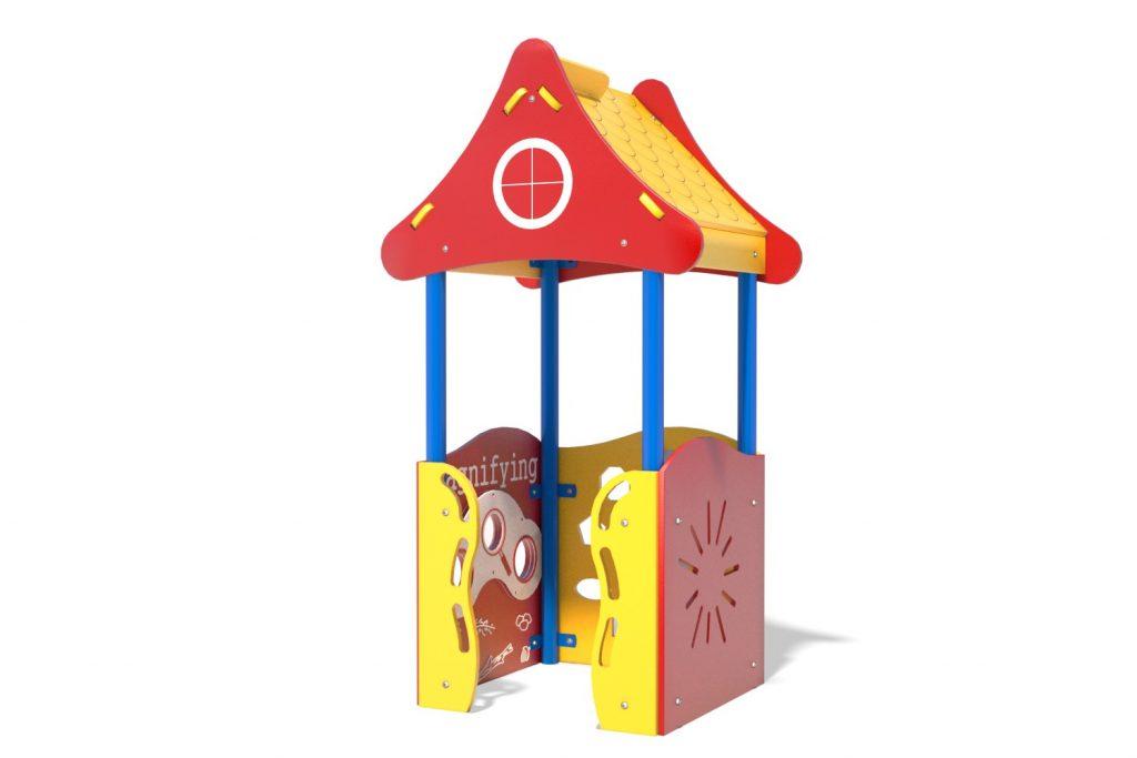 Playground Structure Model PT20062R0   Henderson Recreation