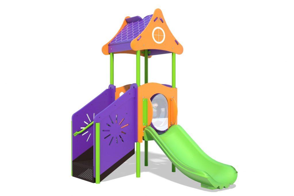 Playground Structure Model PT20063R0   Henderson Recreation