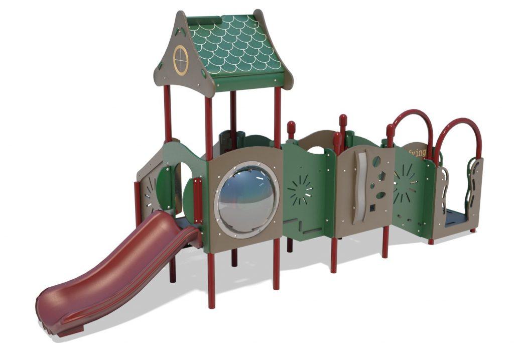 Playground Structure Model PT20068R0 | Henderson Recreation