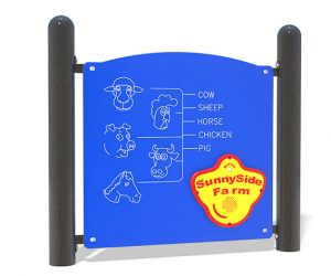 Farm Animal Sound Panel