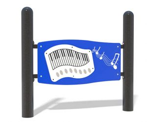 Musical Touch Sensitive Piano panel | Henderson Recreation
