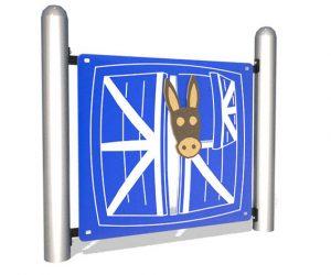 Donkey Barn Panel