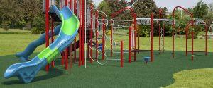 playground color combination | Henderson Recreation