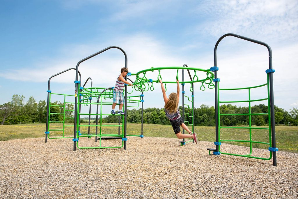 Playground Structure Model OB00175R0 | Henderson Recreation