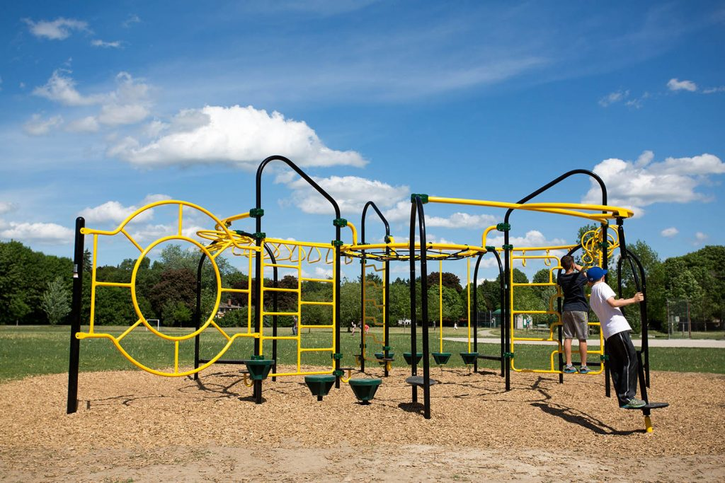 Playground Structure Model OB00319R0 | Henderson Recreation
