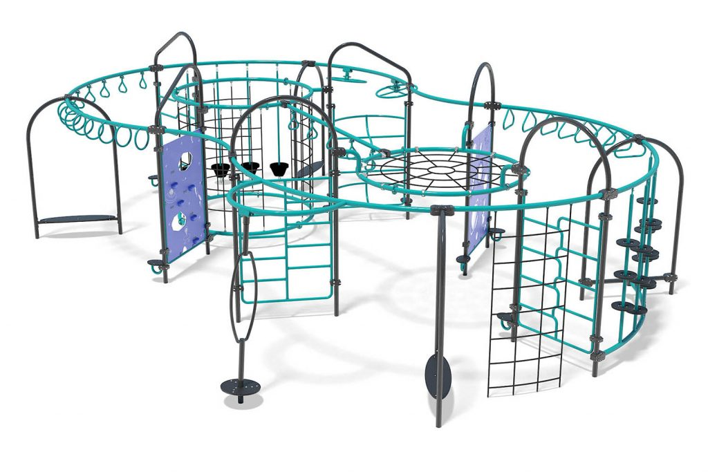 Playground Structure Model OB00379R0 | Henderson Recreation