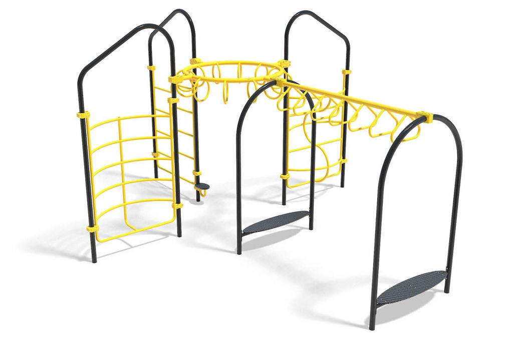 Playground Structure Model OB00382R0 | Henderson Recreation