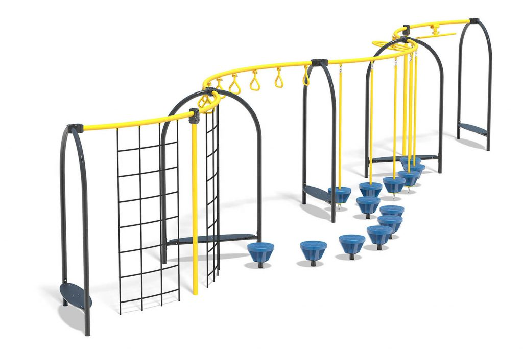 Playground Structure Model OB00387R0 | Henderson Recreation Recreation