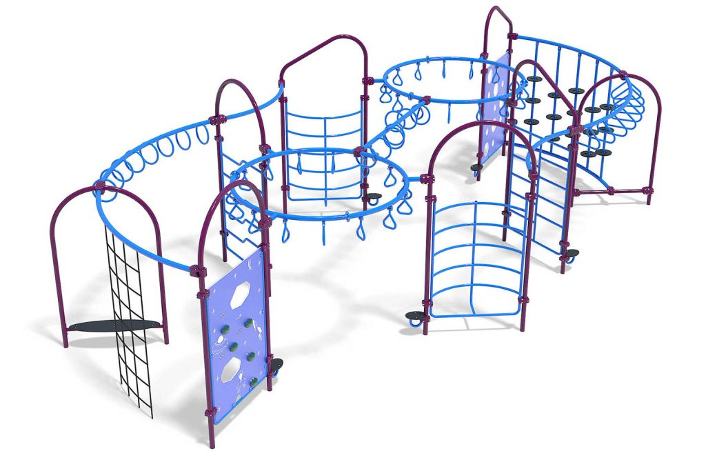 Playground Structure Model OB00388R0 | Henderson Recreation
