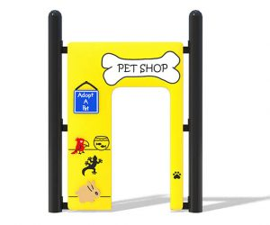 Pet Shop Panel   PlaySteel MAX and FIT Play Events