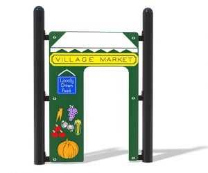 Village Market Panel